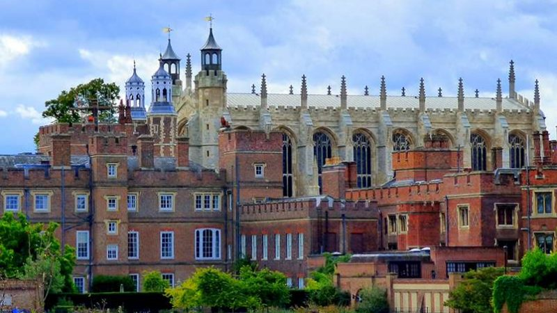 Eton: Britain's most famous school embroiled in row over trans hate and 'free speech'