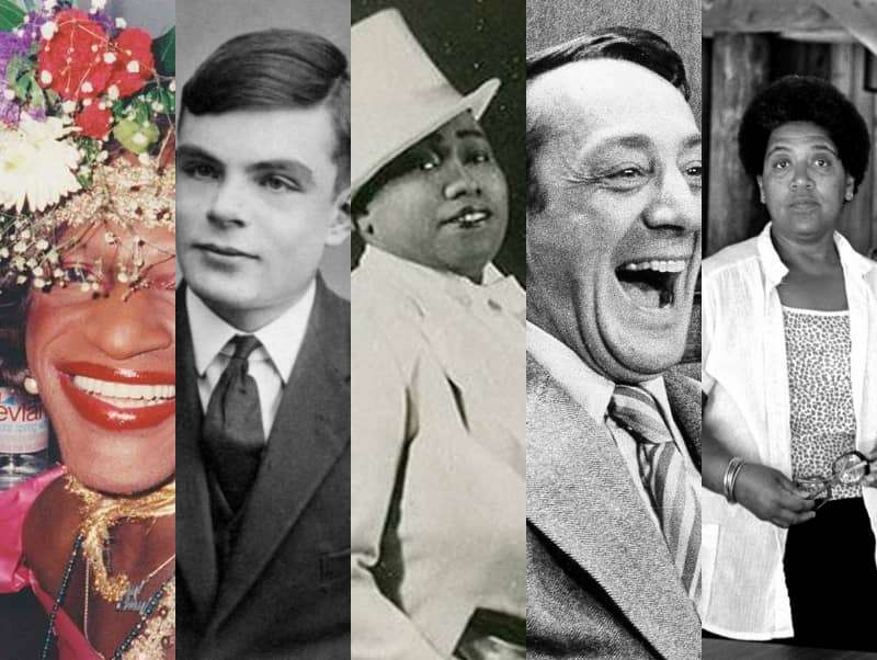 5 LGBTQ+ pioneers from history you need to know about