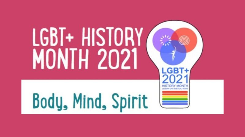 LGBT+ History Month 2021