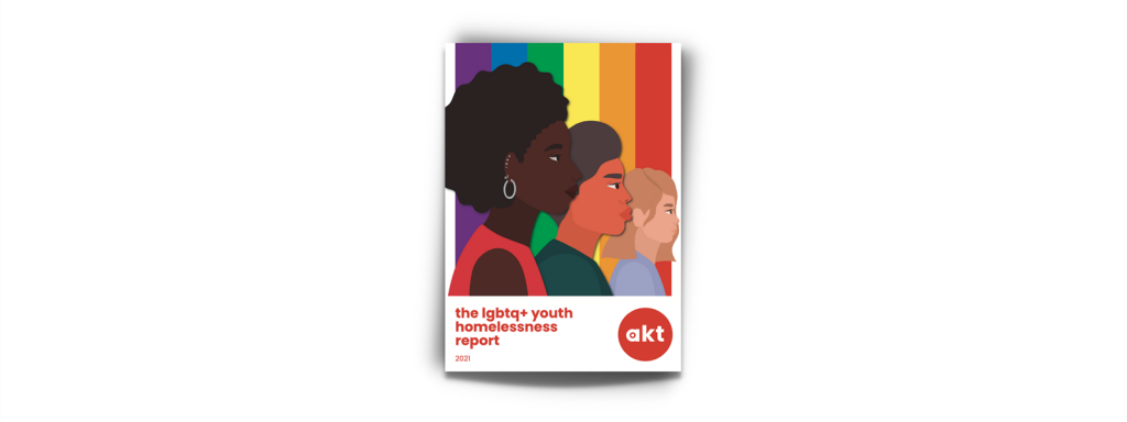 The LGBTQ+ Youth Homelessness Report