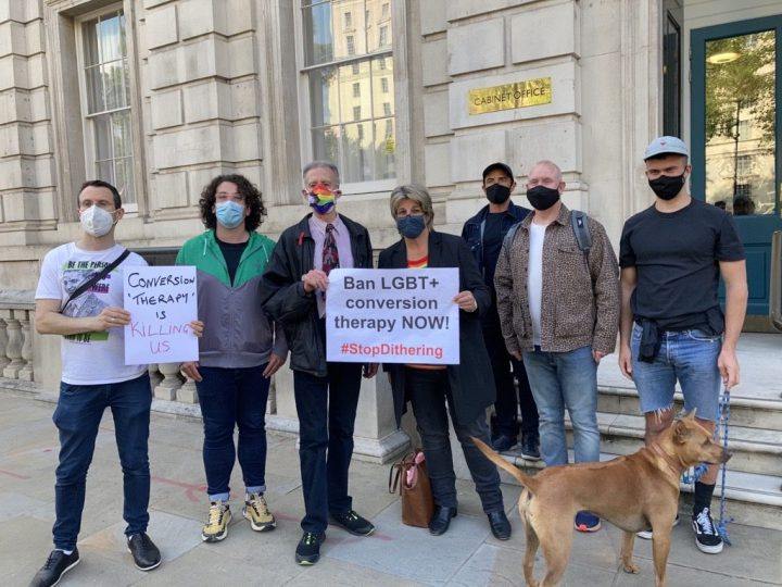 Shaan, Consortium's Trans Organisations Network Officer reports back from June 2021 Pride Month events